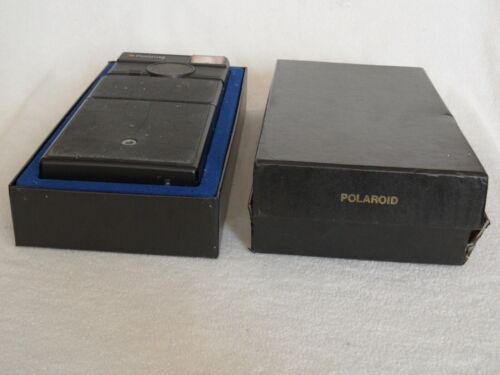 POLAROID SLR 680 Vintage Land Camera With Original Box