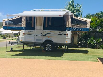 2007 Jayco Eagle Outback Yeppoon Yeppoon Area Preview