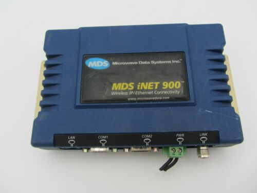 MDS INET 900 HL SPREAD SPECTRUM XCVR ACCESS POINT REMOTE ETHERNET BRIDGE