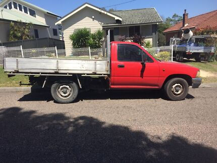 1996 Toyota hilux ute Speers Point Lake Macquarie Area Preview