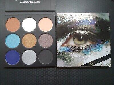 KLARA Cosmetics Limited Edition BURNING MAN Eyeshadow Palette