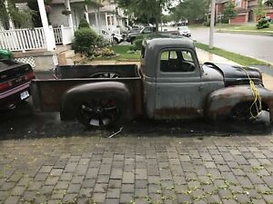 Want to buy old trucks