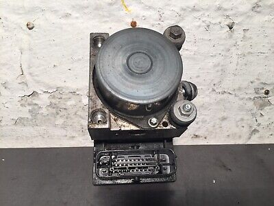 VAUXHALL CORSA D ABS PUMP AND MODULE 0265232288/13282282FE
