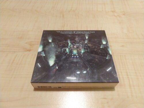 Final Fantasy VII soundtrack Japan Import - US Seller