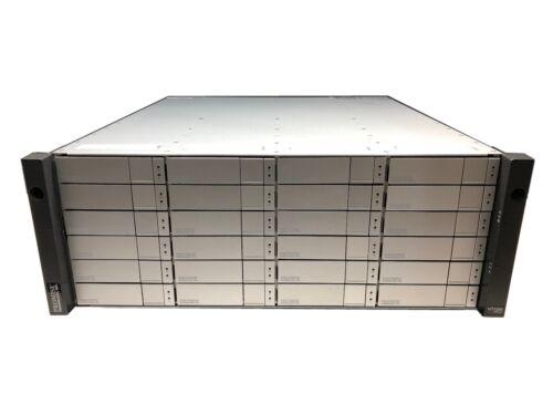 72TB Storage HDD 4U Promise VTrak J830S JBOD SAS Expander Array 2x Controllers