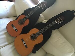 2 student guitars Kingston South Canberra Preview