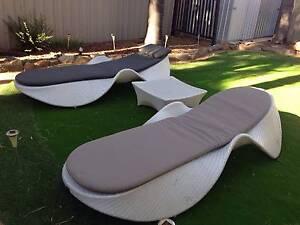 Outdoor sun lounge set Burnside Burnside Area Preview