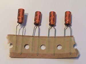3-3UF-50V-MINATURE-RADIAL-ELECTROLYTIC-x10-fbd4a1