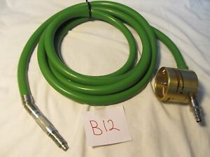 Medtronic Midas Rex Legend Pneumatic Drill Set V02 w/ Hose