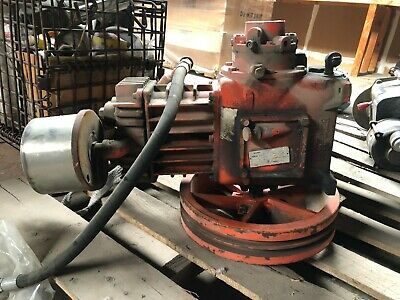 Quincy Air Compressor Model 216p Pump