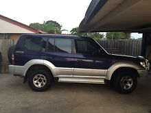 Toyota Prado 90 Series Rochedale South Brisbane South East Preview