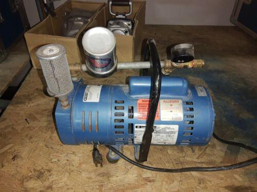 Allegro 9821 Model A-750, Ambient Air Pump (3/4 HP motor)