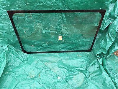 1796474 Genuine Cat Rear Glass Caterpillar 179-6474 - Fits Cat D3g D4g D5g