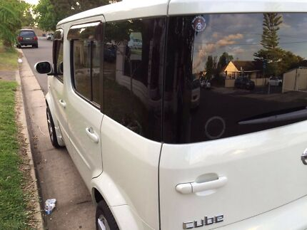 Wanted: 2006 Nissan Cube Auto