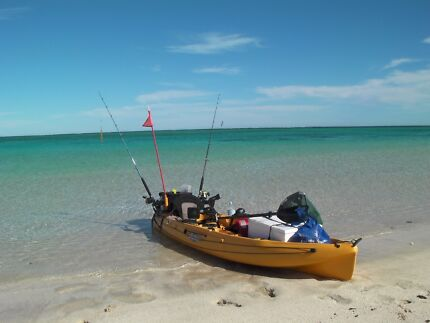 Hobie outfitter tandem kayak Bertram Kwinana Area Preview