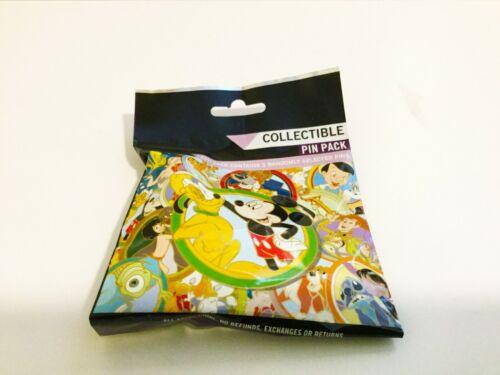 Disney Collectible Pin Pack Blind Bag