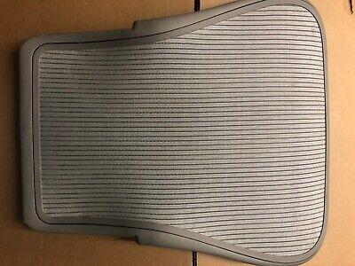 Herman Miller Classic Aeron Chair Backframe Size C Large New Zinc