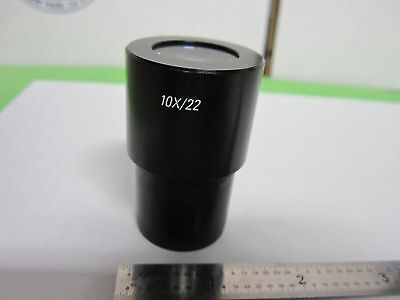 Microscope Eyepiece Leica 10x22 13410750 Germany Optics Bin8z-m1