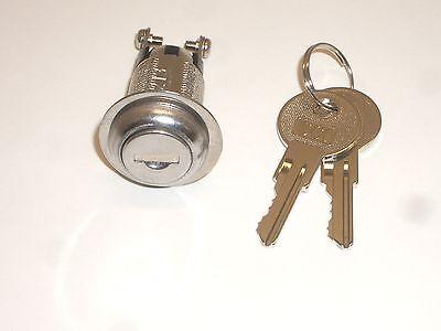 Philmore 30-1197 Tumbler Key Lock Spst Onoff Ac Dc Power Switch Keya2213