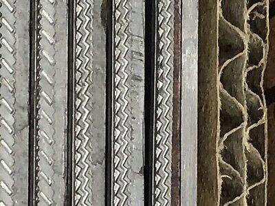 Decorative Linesrule - Letterpress - Printers Type