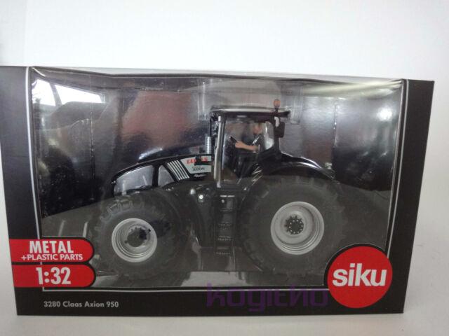 Siku Special Model 3280 Claas Axion 950 1:32 Blackline Limited Edition