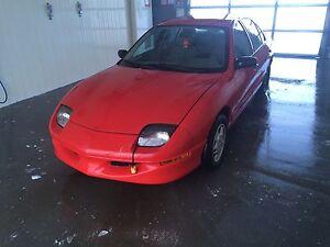 1999 Sunfire Sedan