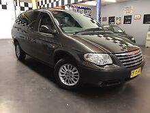 07 Chrysler Grand Voyager luxury, Top of the Range, People Mover Ingleburn Campbelltown Area Preview