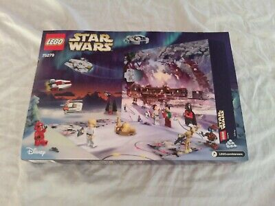 2020 Lego Star Wars Advent Calander 75279 Christmas Countdown New Ships Today