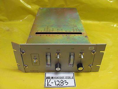Anelva Vsp-0971 2 Rf Matching Meter Used Working