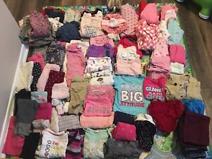 Girls lots over 100 items