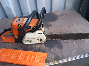 Stihl 023c chainsaw Runs great must go asap Morayfield Caboolture Area Preview