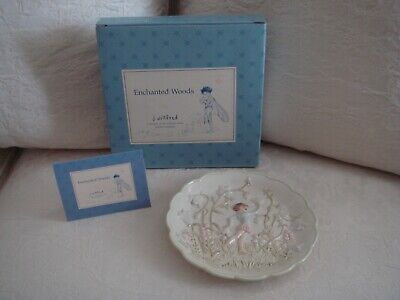 ENCHANTED WOODS Bluebell Fairy Plate Winterthur j willfred Andrea Collection for sale  Las Vegas