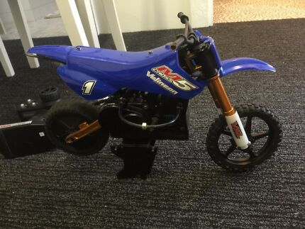 Rc dirt bike dx 450 1/5 scale  Canterbury Canterbury Area Preview