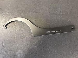 Ducati chain hub adjusting tool