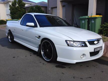 2006 Holden SS Ute thunder Pimpama Gold Coast North Preview