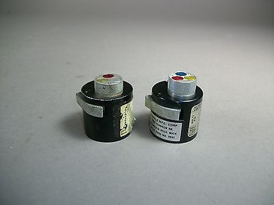 Lot Of 2 Daniels Dmc Turret Head Positioner N50 N7