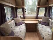 Baileys Unicorn caravan 2014 model, twin axle, sleeps 4 Ipswich Ipswich City Preview