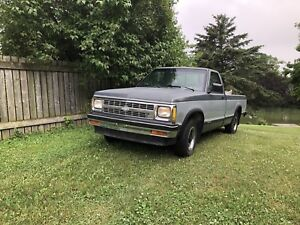 1992 S10 Long bed