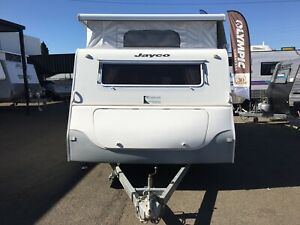 2008 Jayco Sterling Pop Top with Combo Shower and Toilet North St Marys Penrith Area Preview