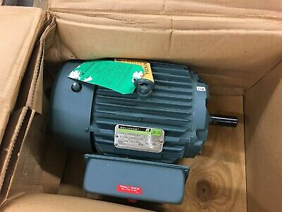 Reliance C18g57l 3 Hp Ac Motor 230 Volts 1735 Rpm 4p Single Phase 184tz Frame