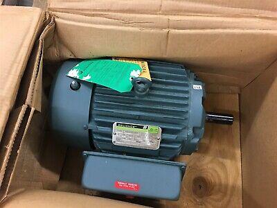 Reliance C18g57l 3 Hp Ac Motor 230 Volts 1735 Rpm 4p Single Phase 184tz Frame