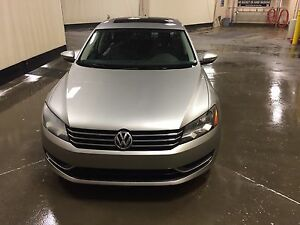 2012 Passat 2.5L loaded comfort line