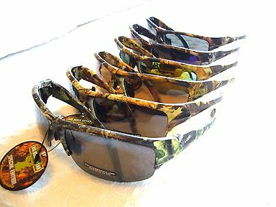 MEN'S CAMOUFLAGE SUNGLASSES CAMO~BIG BUCK IWEAR~(BBSE3) HUNTING UV400 (Iwear Sunglasses)