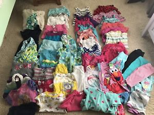 18-24/2T Girls Clothing Lot