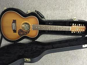 Mini Maton acoustic electric 12 string Diesel Model - EMD-12 Palm Beach Gold Coast South Preview