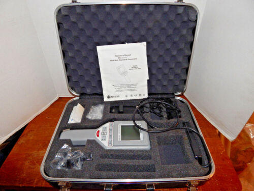 DJScientific AV250 Analytical Viscometer w/Sensor & Case, DJ Scientific