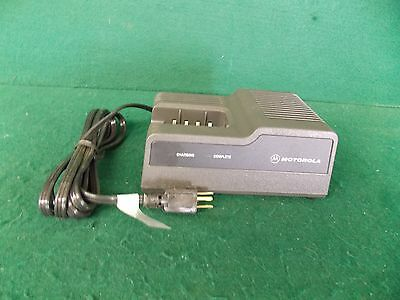 Motorola Ntn4633c P200 Ht600 Mt1000 Mtx800 Mtx900 Battery Charger