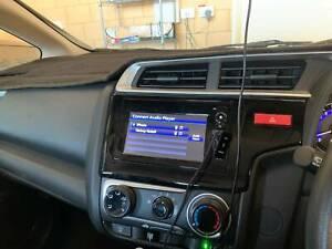 MY17 Honda Jazz Vti Continuous Variable 5d Hatchback