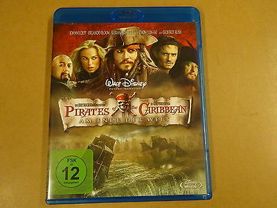 BLU-RAY WALT DISNEY / PIRATES OF THE CARIBBEAN - AM ENDE DER WELT