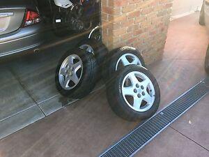 S14/R33 stock wheels Narre Warren Casey Area Preview